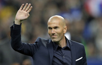 Zidane's rapid success 'obvious' to Real boss Perez
