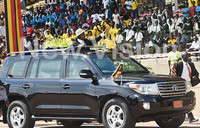 Uganda can''t experience election violence - Museveni