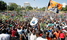 Kenya opposition supporters gather for Odinga 'swearing-in'