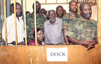 Kabamba suspects reject second prosecution witness