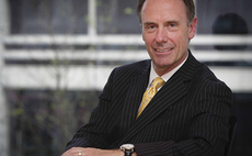 Paul Abberley, CEO of Charles Stanley