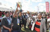 Kawempe Moslem, Kitende, Kibuli win National Ball games
