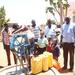 Gulu residents get cheap manual drilling water pumps