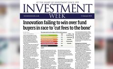 Investment Week digital edition - 21 January 2019