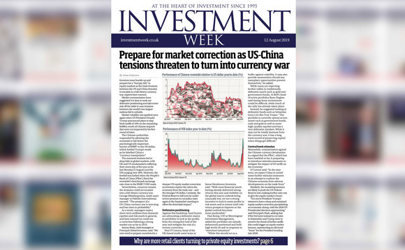 Investment Week - 12 August 2019 digital edition