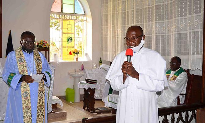 Canon Kabanda takes over Gayaza Archdeaconry