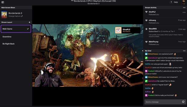 Twitch Studio, Twitch's easy-peasy streaming software for beginners, hits open beta