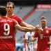 Bayern eye treble after Lewandowski claims league goal record