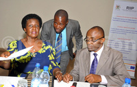 Minister Kyambadde warns district officials over corruption