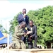Kasese Palace raid Commander Gen. Elwelu constructs church