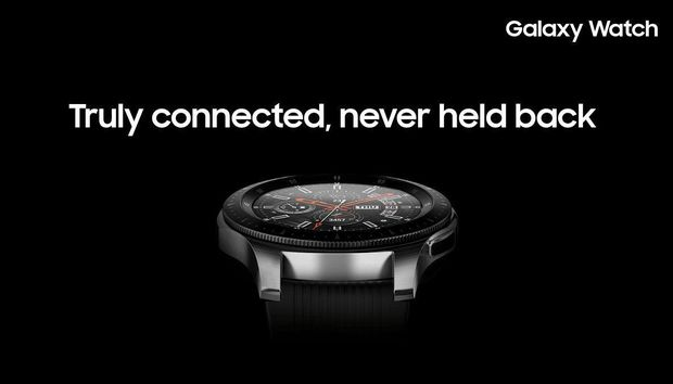 Samsung Galaxy Watch has an Android name but doesn't run Google's Wear OS
