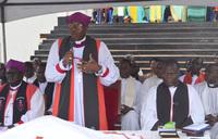 Making Namugongo Anglican Martyrs Shrine shine
