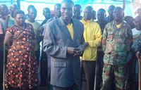 Former MP Ocula to contest for Kilak under NRM