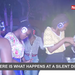 Here is what happens at a silent disco party