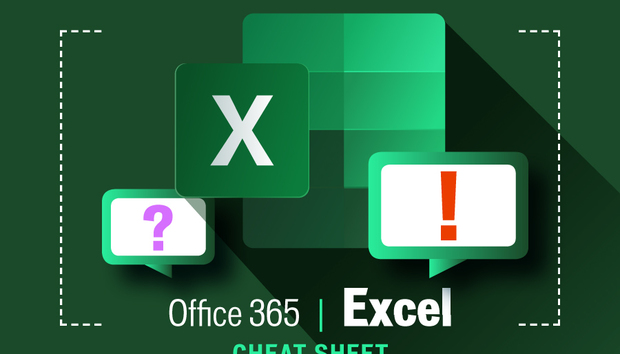 Excel for Office 365 cheat sheet | IDG Connect
