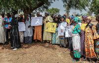 Nigeria's Boko Haram raid village near Chibok on kidnapping anniversary