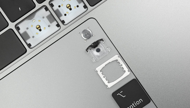 iFixit tears down the 2019 MacBook Pro, details butterfly keyboard changes