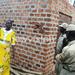 Col. Jet Mwebabze's widow battles squatters
