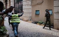 Kenya arrests five for suspected terrorism