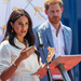 Meghan Markle pays tribute to George Floyd