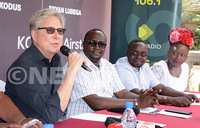 Don Moen promises night of great worship at Kampala praise fest