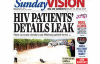 IN SUNDAY VISION: HIV patients details leak