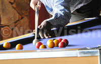 Pool Cranes coach Bwakonsya confident of winning medals