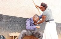 Men silently suffering abuse