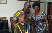 General Katumba calls on women to join the army