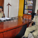 11-year-old takes over Kayihura's office for a day