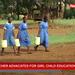 Busia teacher advocates for girl child education
