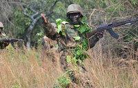UPDF deploys in Equatorial Guinea