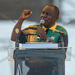 New ANC leader vows to 'restore credibility' after Zuma scandals