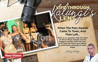 Kalungi's Lens: When the PAM Awards came to town, and then left…