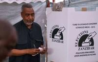 Tanzania votes in tight election race