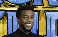Fallen 'Black Panther' actor Boseman in 12 pictures