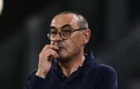 Sarri sacked after Juventus's Champions League exit
