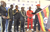 Galiwango cautions boxers on discipline at World Championships