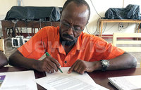 Why a Luzira death row inmate decided to study law