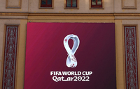 2022 FIFA World Cup logo unveiled