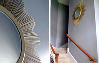 How to make your own classy sunburst mirror