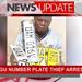 Kalungu number plate thief arrested