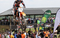 Rider Omar turns focus to Kenya's Ngugi