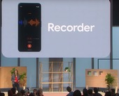 Try out the Google Pixel 4's Recorder transcription tech now, on your own phone