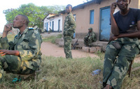 Fresh fighting erupts on DR Congo-Rwanda border