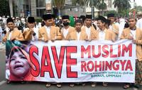 Euro MPs condemn violence against Rohingya in Myanmar