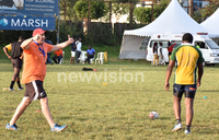 Coach Duncan to pick strong team for Rugby Africa Gold Cup