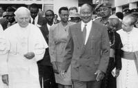 Today in History: Pope John Paul arrives in Uganda