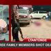 Around Uganda: Three family members shot dead