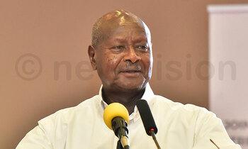 President museveni 350x210